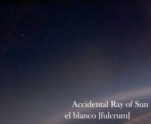 el_blanco_[fulcrum]_-_Accidental_Ray_of_Sun